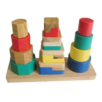 menara tiga bentuk - Menara Tiga Bentuk