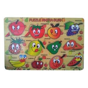 aneka buah - Puzzle Aneka Buah