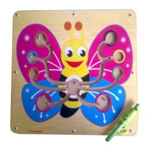 Maze Magnet Kupu - Maze Magnet Kupu-kupu