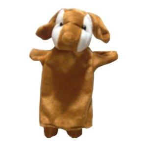 boneka tangan hewan anjing - Boneka Tangan Hewan - Anjing