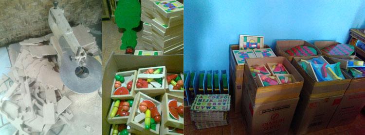 urutan produksi mainan - Penjualan Meningkat Jadwal Produksi Mainan Semakin Padat