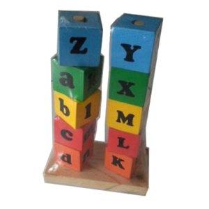 Menara Alfabet - Menara Alfabet