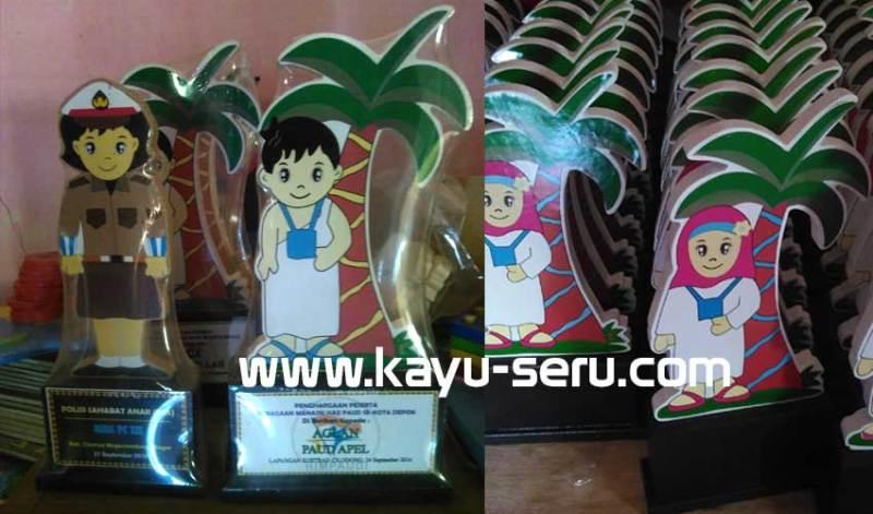 Plakat Manasik Haji - Piala Manasik Haji - Plakat Manasik Haji Untuk PAUD / TK