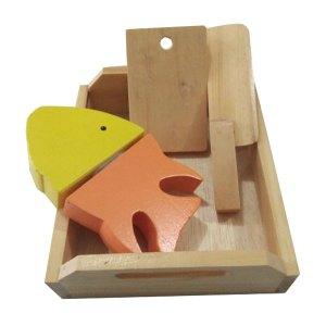 mainan potong ikan - Potong Ikan