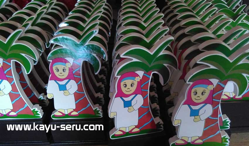 plakat manasik siap packing - Piala Manasik Haji - Plakat Manasik Haji Untuk PAUD / TK