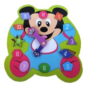 jam karakter mickeymouse - Jam Karakter - Mickey Mouse