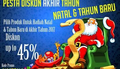 promo akhir tahun - Promo Akhir Tahun, Kado Natal dan Tahun Baru