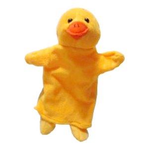 boneka tangan bebek - Boneka Tangan Bebek