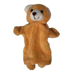 Boneka Tangan Beruang - Promo Tahun Baru Islam 1438H