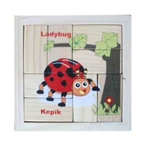 puzzle kepik balok - Puzzle Kepik - Balok
