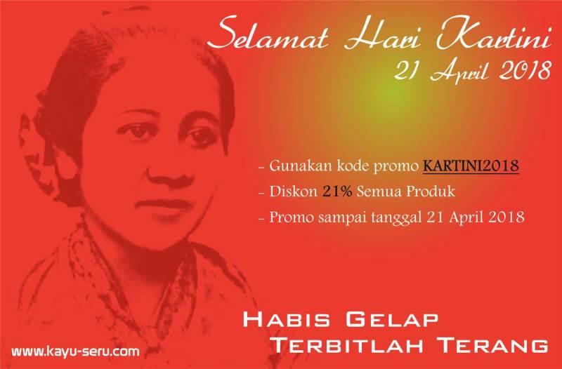 promo kartini - Promo Besar-besaran Menyambut Hari Kartini