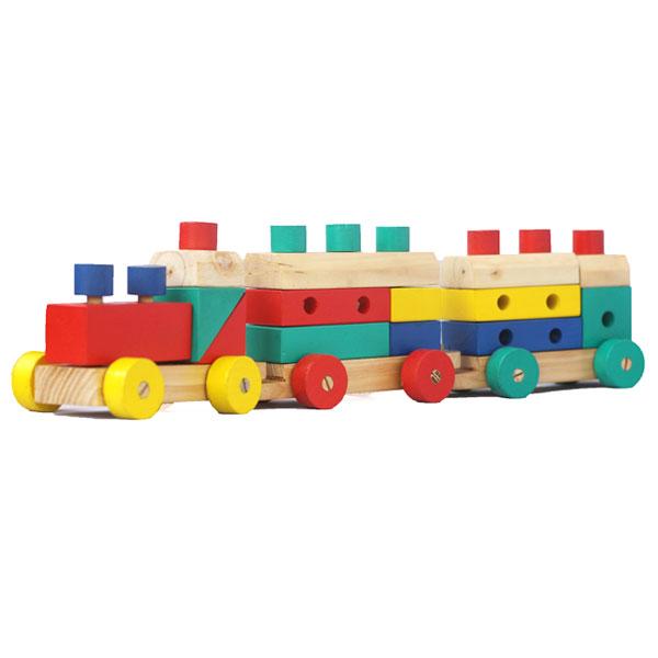 kereta kayu - Kereta Kayu Multifungsi