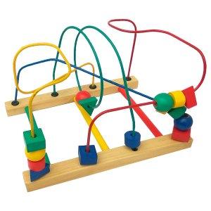mainan kawat 4 alur - Mainan Kawat Empat Alur