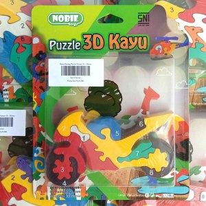 puzzle motor 3d 1 - Puzzle 3D Motor