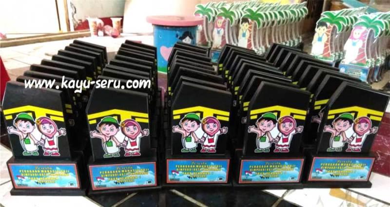 souvenir manasik - Souvenir Manasik Haji PAUD Kenanga Tangerang
