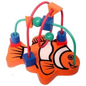 wiregame karakter ikan - Wiregame Karakter Ikan