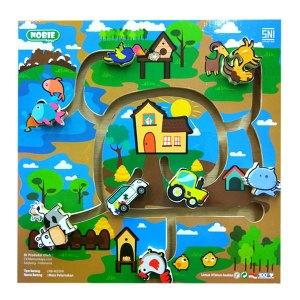 maze peternakan - Maze Peternakan