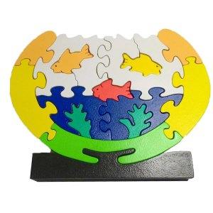puzzle aquarium - Puzzle Aquarium 3D