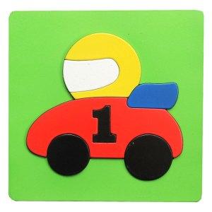 puzzle mobil balap - Puzzle Mobil Balap