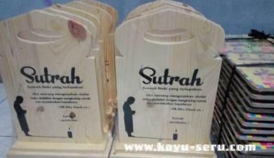 sutrah kayu - Membuat Sutrah Kayu - Pembatas Untuk Sholat