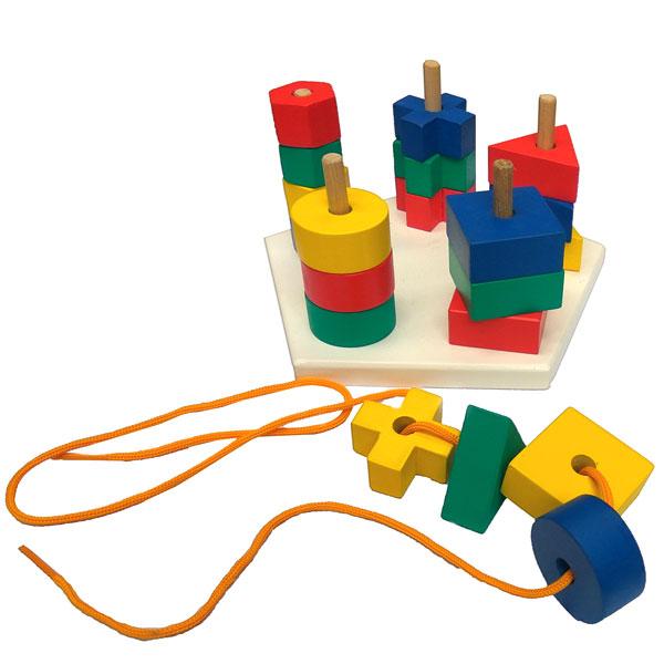 ronce bentuk tiang - Meronce Bentuk 5 + Tiang