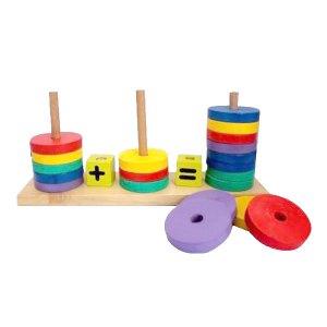 lingkaran hitung - Mainan Anak Puzzle Pilihan Diskon 50% Free Ongkir