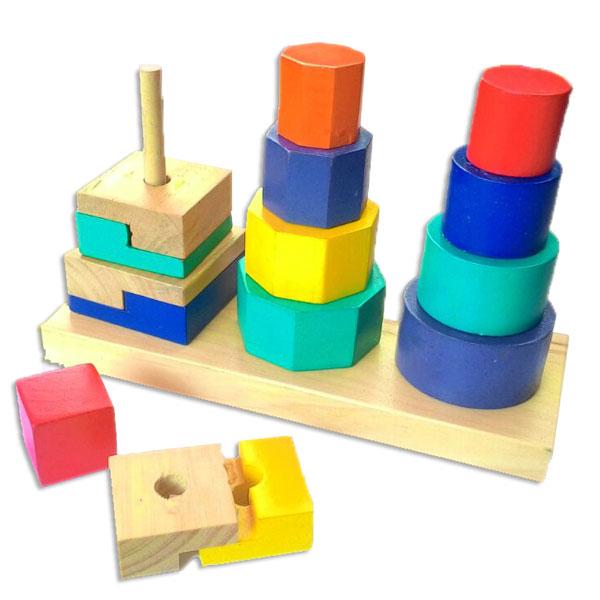 menara bentuk 3 tiang - Menara Bentuk 3 Tiang