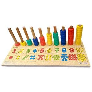 abacus angka bertingkat - Mainan Anak Puzzle Pilihan Diskon 50% Free Ongkir