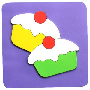 puzzle kue - Puzzle Gambar Kue
