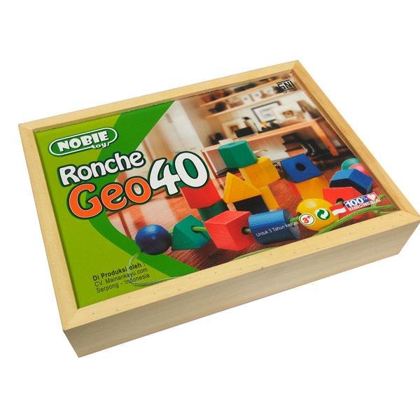 meronce 40 buah - Ronche Geo 40