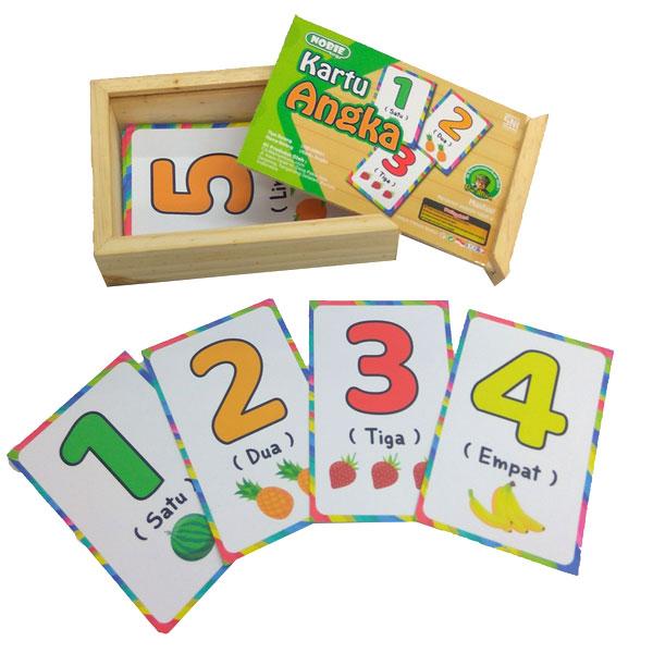 kartu angka - Kartu Angka