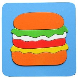 puzzle burger - Puzzle Burger