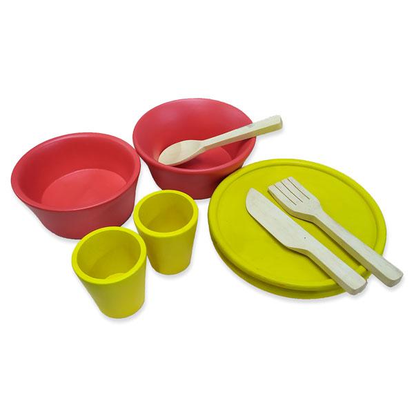 Peralatan makan kayu - Peralatan Makan Kayu