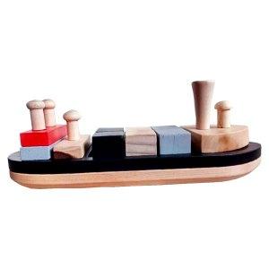 bongkar pasang perahu