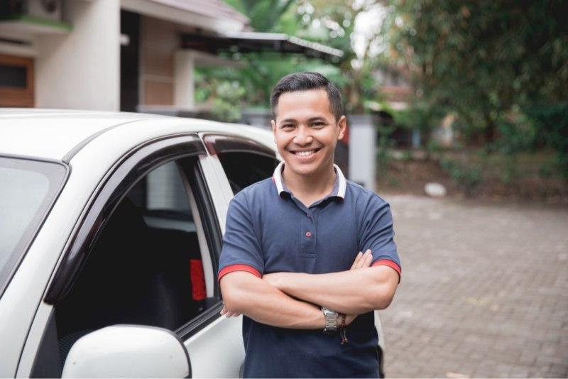 2 Seguros de AXA para Autos Uber