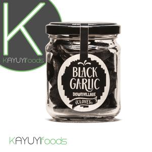 Black Garlic Knoblauch