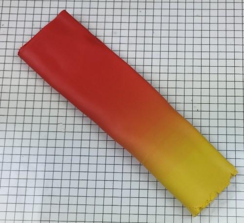 Folded skinner blend sheet