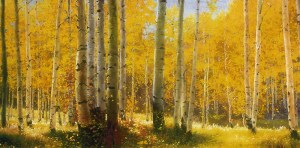 """Aspen and Sunshine"" 