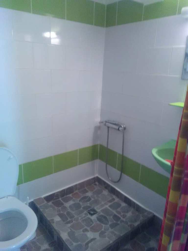 Location Saintes - Logement colibri - Salle de bain