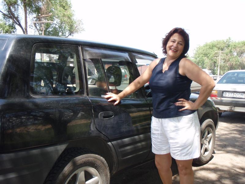 Yelena and Toyota