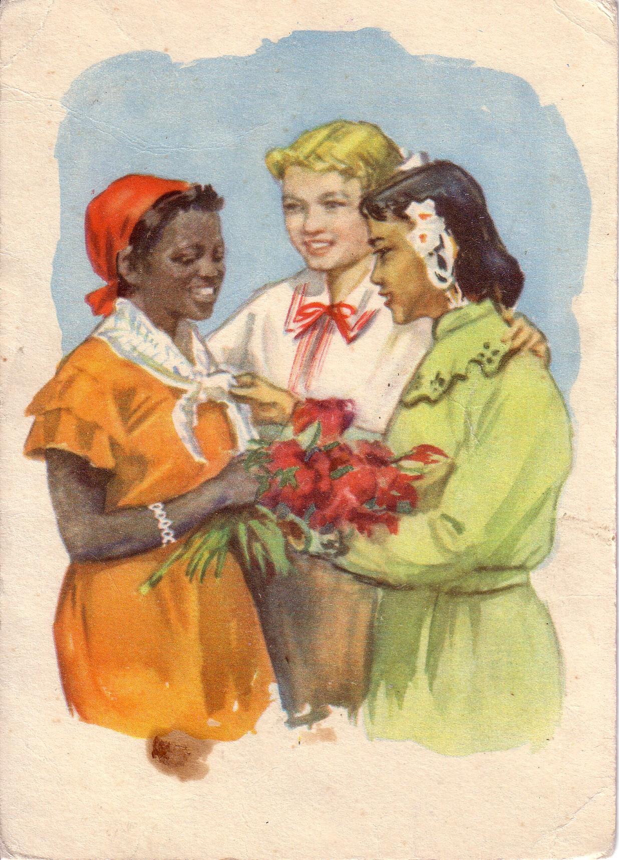 three cultures