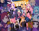 Konachan.com - 188384 animal_ears bunny_ears catgirl instrument seifuku tagme tail tetsubuta thighhighs