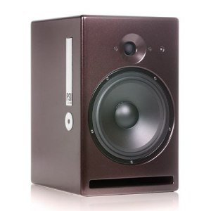 PSI A21-M Active Studio Monitor Red Single
