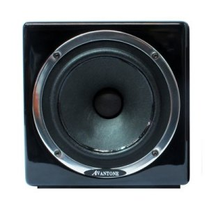 Avantone Active MixCubes Reference Monitors Gloss Black, Single