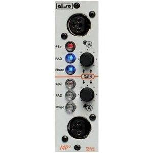 Al.So MP2 500-Series Microphone Preamp