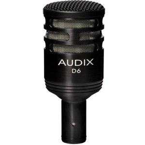 Audix D6 Kick Drum Microphone