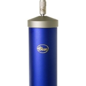 Blue Bottle Tube Condenser Microphone