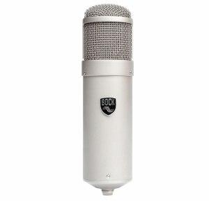 Bock Audio 47 Studio Tube Cardioid Microphone