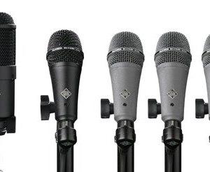 Telefunken DD5 Dynamic Drum Microphone Kit