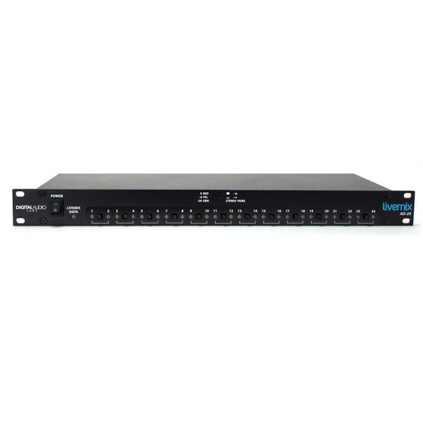 Digital Audio Labs Livemix AD24 Analogue input module
